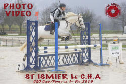 062 ST ISMIER LE CHA Club/Poney le 01.12.2019