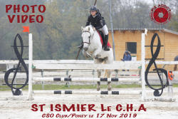 061 ST ISMIER LE CHA Club/Poney le 17.11.2019
