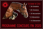Programme concours fin 2020