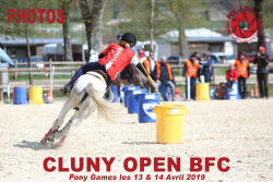 017 CLUNY OPEN BFC N1 les 13 & 14.04.2019
